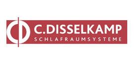 Logo Disselkamp Schlafraumsysteme