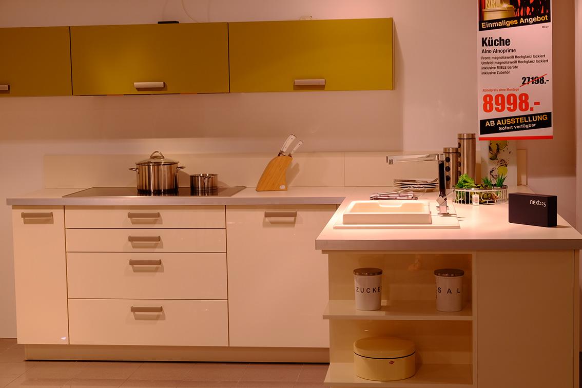 alno prime m belarena. Black Bedroom Furniture Sets. Home Design Ideas