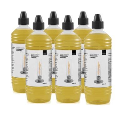 Bioethanol-Flasche Spin