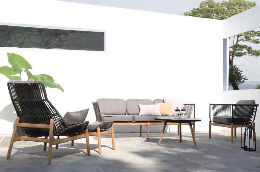 Loungesofa 3-Sitzer Pollux