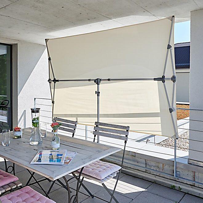 Sonnenschirm / Sichtschutz Suncomfort Flex-Roof